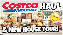 HELLO COSTCO 😀 Shopping Haul from FLORIDA!
