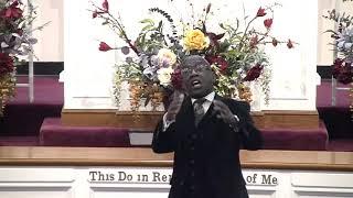 Wednesday Evening Bible Study - 03/17/2020