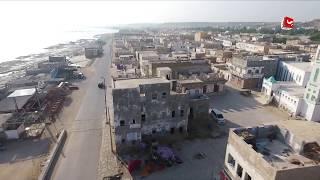 الجامع القديم في مدينة الحامي بحضرموت .. صامد رغم طول الزمن منذ صدر الإسلام | يوم في حضرموت