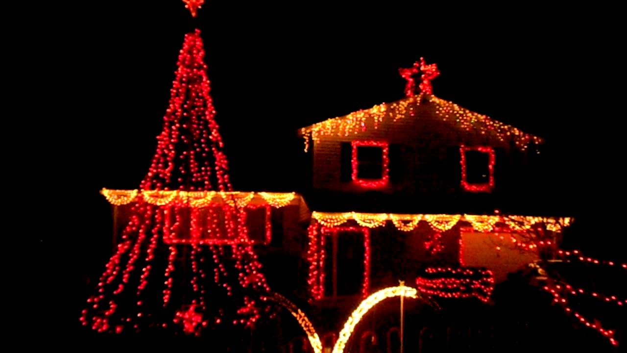 virginia beach houses holiday lights synced to music - Virginia Beach Christmas Lights