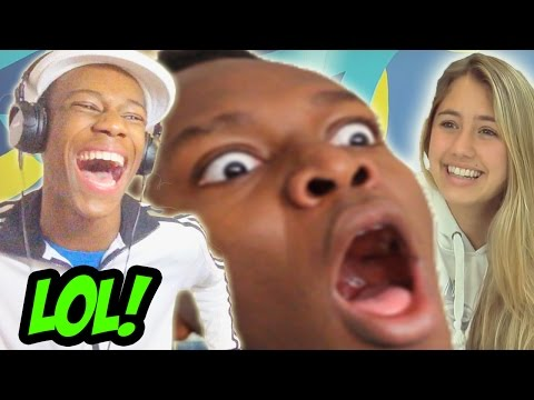 Will Power Reacts to KSI Reacting to Teens Reacting to KSI