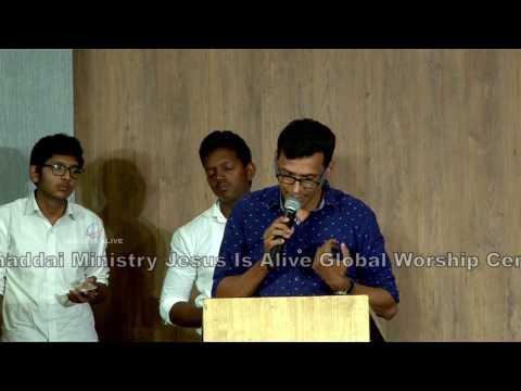 PRAISE & WORSHIP | TAMIL |JIJU JOHN | EL-SHADDAI MINISTRY