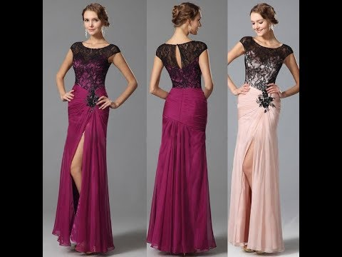 Different long gowns designs collection for girls/ beautiful long ...
