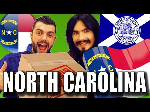 4 Year Old American Sends Irish People A Package!! - 'Charlotte, North Carolina'