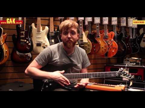 Jackson - SL2 Pro Series Soloist Demo At GAK