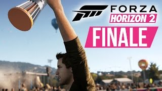 Forza Horizon 2 FINALE Gameplay Walkthrough Part 36 - ENDING