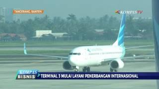 Terminal 3 Ultimate Soetta Resmi Layani Rute Internasional