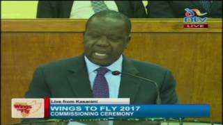 Fred Matiang'i defends 2016 KCSE exam results