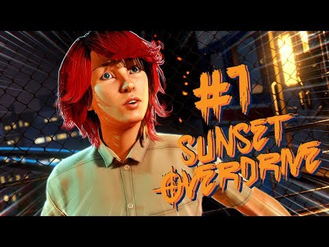 [1] Sunset Overdrive {Torrent} ► Бахнул Яжку - Сделал Рампажку
