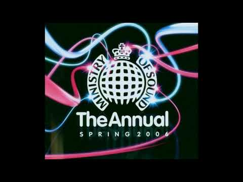 Ministry of Sound - The Annual Spring 2006 CD1