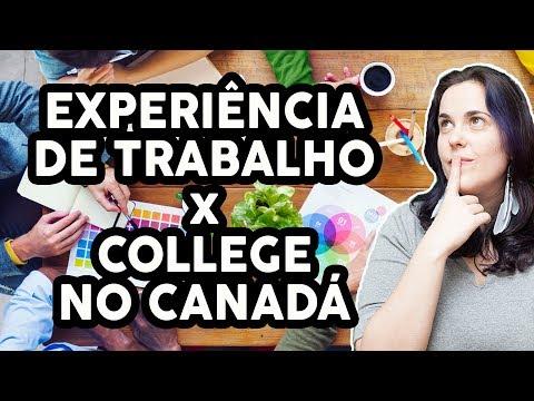 O QUE O MERCADO DE TRABALHO CANADENSE VALORIZA MAIS? - Experiência de trabalho ou diploma canadense