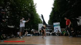 Walka o Miasto 2016 / Top16 Bboy Battle 2vs2 / Boogie Lans vs Cortez & Martin