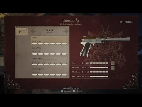 Resident Evil 8 Village: How To Get Infinite Ammo For The S.T.A.K.E Magnum Without Spending Any Lei