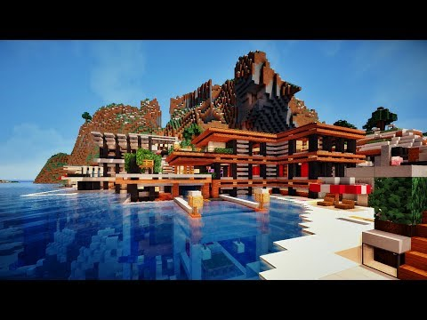 Images for minecraft maison moderne avec xroach mystoresell.ml