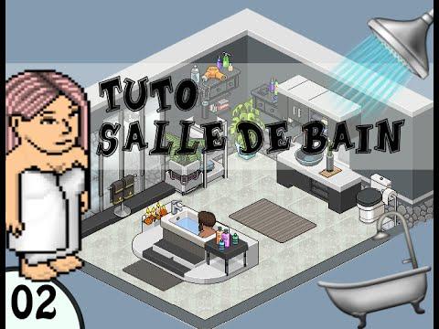 HABBO - Salle de bain #2 💦🚿 - YouTube