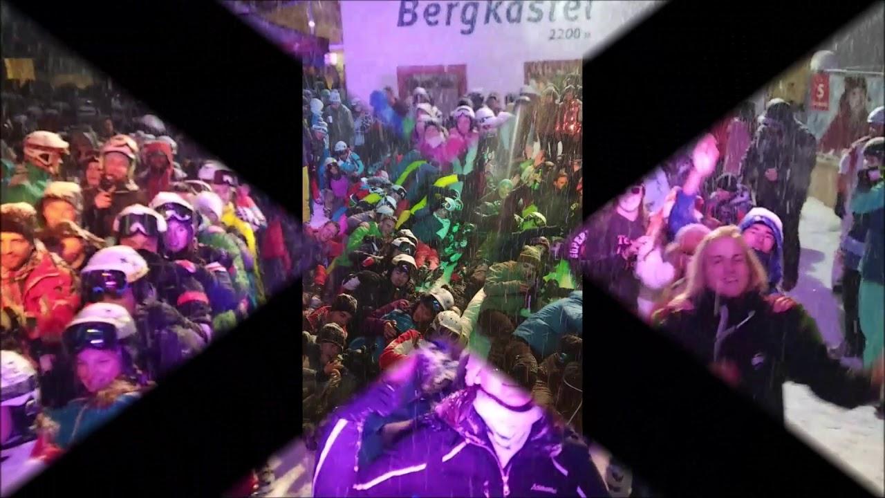 DJ Sunshine in Action @ Schneebeben Nauders