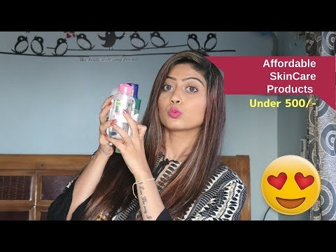 Affordable Skincare Products in India | Rinkal Soni