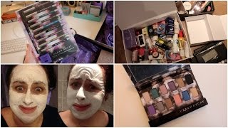 Weekly Vlog #2 - Drowning in Beauty Products! | Gemsmaquillage Thumbnail