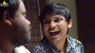 Akira | Telugu Latest Movie Scenes | Jabardasth Rakesh Scared By Devil | Sri Balaji Video