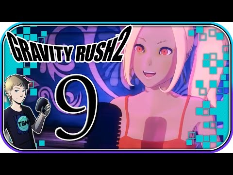 Gravity Rush 2 Walkthrough - Part 9: A Red Apple Fell From The Sky - Kat's Song