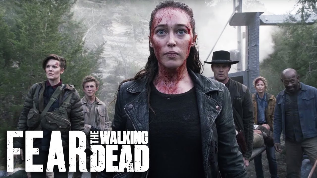 fear the walking dead kinox to