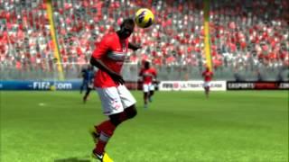 FIFA13 UT // Balotelli Rainbow to Mirallas \\ PS3