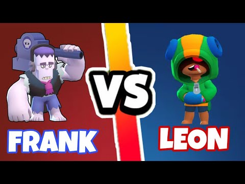 Brawl Stars Rap Savaşları (DİSS) - Leon VS Frank indir