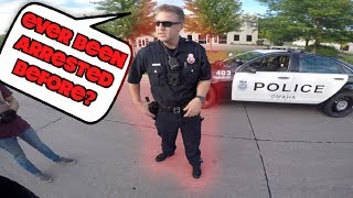 Police Investigation Makes Me Nervous! Police Encounters and Crazy Moments!