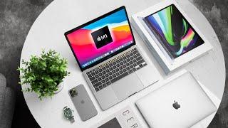 M1 MacBook Pro 2020 개봉 및 속도 테스트!