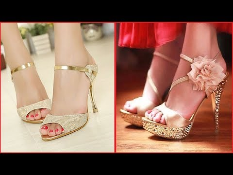 Amazing Stylish Bridal/ Party Wear Heels | Special Events Footwear collection for girls