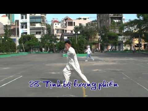 Thái cực phiến 52 thức - VS Huỳnh Nghĩa Đạt