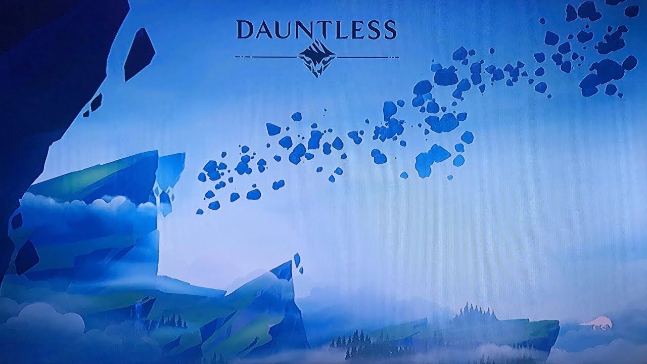 *NEW* Game Dauntless (Servers are Full 20 min wait) #RoadTo50 //Trying 720  Again #2