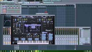 Free FLP psytrance and sylenth1 bank