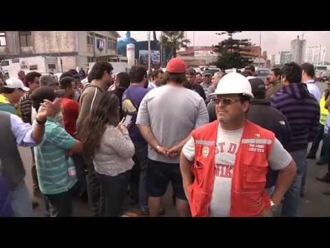 COMERCIANTES BOLIVIANOS VISITARON PUERTO DE IQUIQUE - Iquique TV