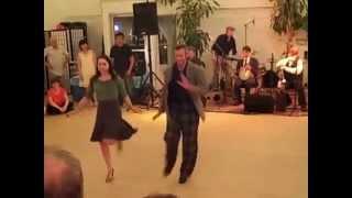 Joel Plys  Dominique Blouin   Jazz, Lindy, Shag, Charleston demo