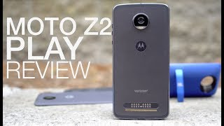 Moto Z2 Play Review: Return of the Battery King?