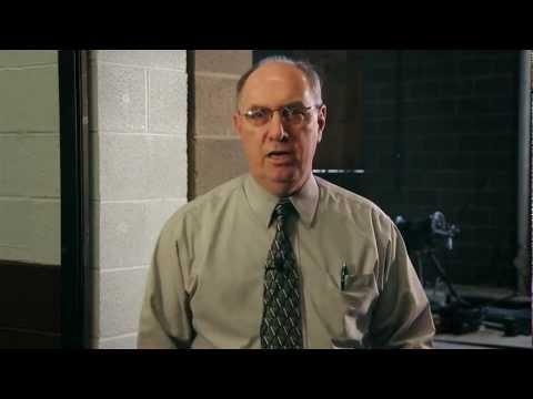 John Ott, Ohio State University/OARDC. Running for President - Elect.