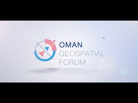 Everyone's at Oman Geospatial Forum 2017