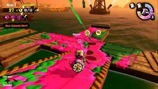 Salmon Run - 70 Eggs with Kyouma, Palette and Cyperus (VC)