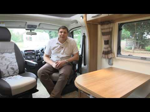 Practical Motorhome reviews the Bailey Approach Autograph 540
