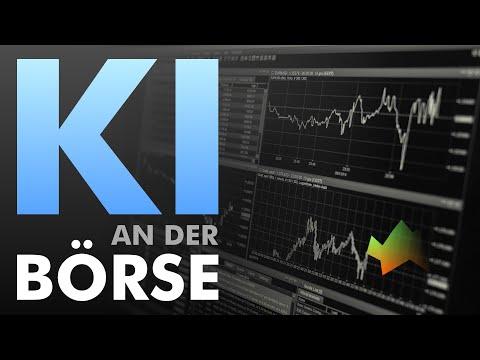 Künstliche Intelligenz an der Börse ~ Aktien Traden und Analysieren