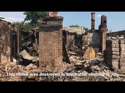 Ukraine's Donbass conflict 2017 doc by Seth Frantzman