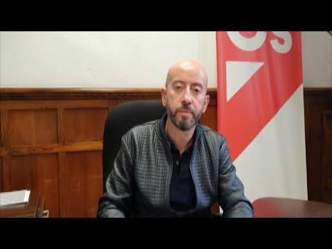 Reunión PP-PSOE para desbloquear el concello 28.9.20