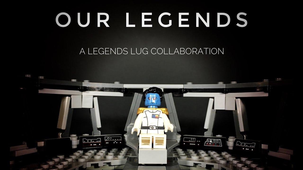 OUR LEGENDS | A Legends LUG Collaboration