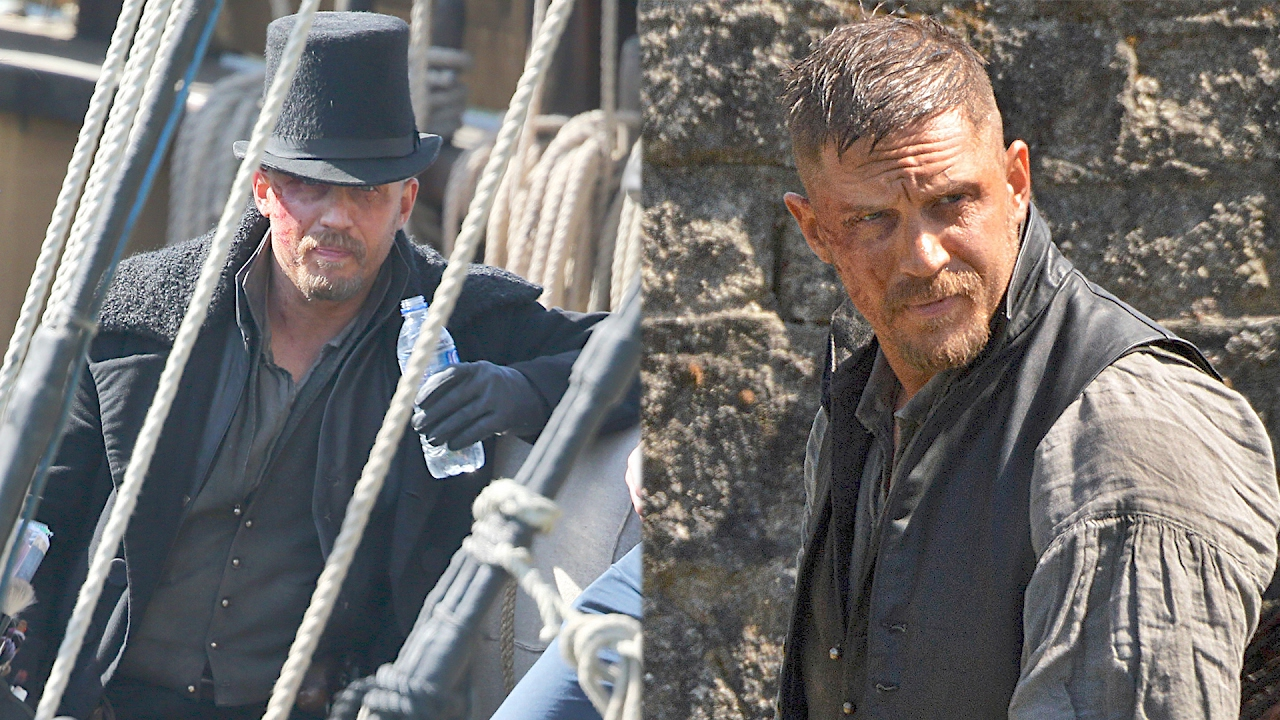 Download Tom Hardy is Reportedly Losing Money on 'Taboo'   Splash News TV