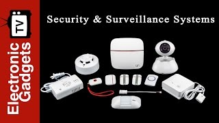 Security Cameras & Home Security Systems