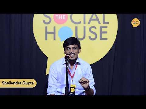 Kaash Tum Sunn Leti   Shailendra Gupta   The Social House Poetry   Whatashort