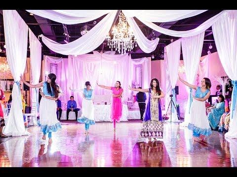 Ria & Saifur's Engagement | Choreographed Bollywood Dance Performances