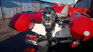 Замена масла в лодочном моторе перед зимой SUZUKI DF20AS