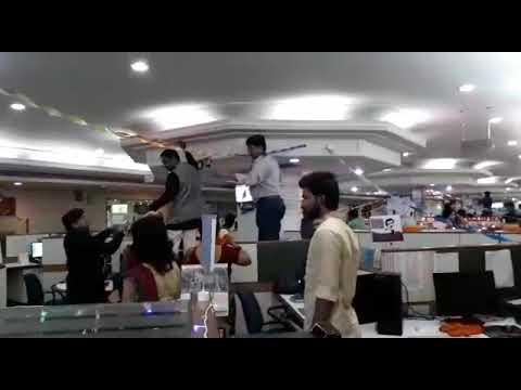 Deepawali celebration at PTI Delhi 2017